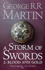 A Storm of swords - George Martin (ISBN 9780007119554)