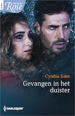 Gevangen in het duister - Cynthia Eden (ISBN 9789402533750)