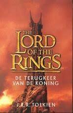 De terugkeer van de koning - J.R.R. Tolkien (ISBN 9789022533772)