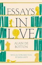 Essays In Love - Alain de Botton (ISBN 9781447275329)