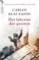 Het labyrint der geesten - Carlos Ruiz Zafón (ISBN 9789056726126)