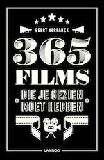365 films die je gezien moet hebben - Geert Verbanck (ISBN 9789401453370)