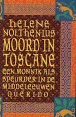 Moord in Toscane - Hélène Nolthenius (ISBN 9789021477213)