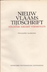 Suiker. In: Nieuw Vlaams Tijdschrift, jg. 12, nrs 7-8 - Hugo Claus