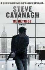 De getuige - Steve Cavanagh (ISBN 9789022571613)