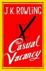 The Casual Vacancy - J.K. Rowling (ISBN 9781408704202)