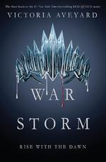 Red Queen 4. War Storm - Victoria Aveyard (ISBN 9781409178804)