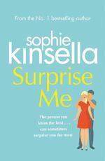 Surprise Me - Sophie Kinsella (ISBN 9781784163952)