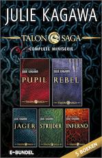 Talon saga - Julie Kagawa (ISBN 9789402756418)