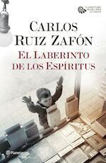 El laberinto de los espíritus - Carlos Ruiz Zafón (ISBN 9788408186823)
