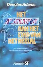 Het restaurant aan het eind van het heelal - Douglas Adams (ISBN 9789026101687)