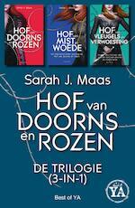 Hof van doorns en rozen - De trilogie - Sarah J. Maas (ISBN 9789000359738)