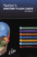 Onderwerpen Alternatieve geneeswijzen (professioneel) Anatomie en fysiologie Diergeneeskunde Farmacie, farmacotherapie Gezondheidswetenschappen Alle onderwerpen (17) Netter Basic Science, Netter's Anatomy Flash Cards - John T Hansen (ISBN 9781437716757)