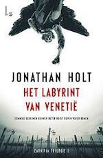 Het labyrint van Venetië - Jonathan Holt (ISBN 9789021808611)