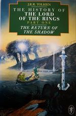 The Return of the Shadow - The history of the Lord of the Rings Part One - Christopher Tolkien, J.R.R. Tolkien (ISBN 9780044406693)