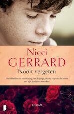 Nooit vergeten - Nicci Gerrard (ISBN 9789022585535)