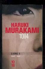 1Q84 livre 1 - H. Murakami (ISBN 9182264051224)