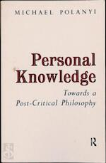 Personal Knowledge - Michael Polanyi (ISBN 9780415151498)
