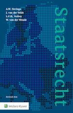 Staatsrecht - Aalt Willem Heringa, J. van der Velde, L.F.M. Verhey, Wytze van der Woude (ISBN 9789013146172)