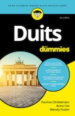 Duits voor Dummies, 2e editie - Paulina Christensen (ISBN 9789045355924)