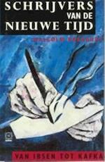 Schrijvers van de nieuwe tijd - Malcolm Bradbury (ISBN 9789065331991)