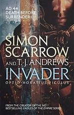 Invader - Simon Scarrow (ISBN 9781472213709)