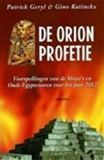De Orion-profetie