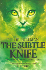 Subtle Knife - Philip Pullman (ISBN 9781407139760)