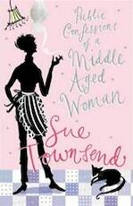 The public confessions of a middle-aged woman - Sue Townsend (ISBN 9780141008615)