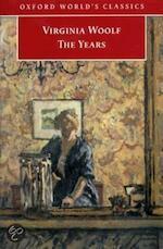 The Years - Virginia Woolf, Hermione Lee (ISBN 9780192836625)