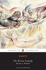 Divine Comedy - Dante Alighieri (ISBN 9780140444438)