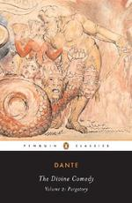 Divine Comedy Purgatory - Dante Alighieri (ISBN 9780140444421)