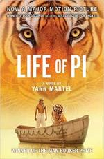 Life of Pi - Yann Martel (ISBN 9780857865540)