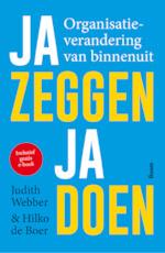 Ja zeggen ja doen - Judith Webber (ISBN 9789058755155)