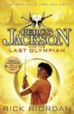 Percy Jackson and the Last Olympian - Rick Riordan (ISBN 9780141346885)