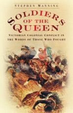 Soldiers of the Queen - S. Manning (ISBN 9780750980067)
