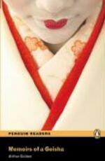 Penguin Readers Level 6 Memoirs of a Geisha - Arthur Golden (ISBN 9781405882675)