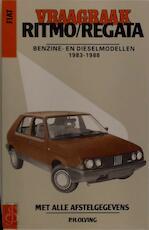Vraagbaak Fiat Ritmo/Regata - P.H. Olving (ISBN 9789020120790)