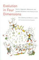 Evolution in Four Dimensions - Eva Jablonka, Marion J. Lamb (ISBN 9780262600699)