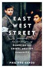 East West Street - Philippe Sands (ISBN 9781474601917)
