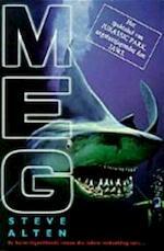 MEG - Steve Alten, Gerrit Jan van Den Berg (ISBN 9789022522608)