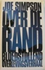 Over de rand - Joe Simpson, Paul Heijman (ISBN 9789023679134)