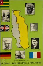 Le Togo - Robert Cornevin (ISBN 9782900098004)
