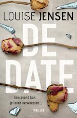 De Date - Louise Jensen (ISBN 9789044977707)