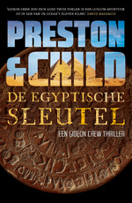 De Egyptische sleutel (POD) - Preston & Child (ISBN 9789021024103)