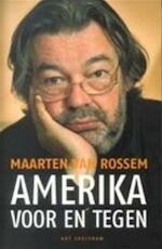 Amerika - Maarten van Rossem (ISBN 9789027480002)
