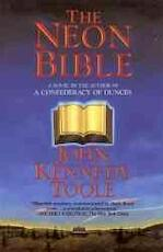 The Neon Bible - John Kennedy Toole (ISBN 9780802132079)