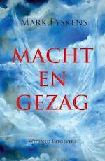 Macht en gezag - Mark Eyskens (ISBN 9789490382803)