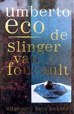 De slinger van Foucault - Umberto Eco, Amp, Yond Boeke (ISBN 9789035107571)