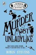 Murder Most Unladylike - Robin Stevens (ISBN 9780141369761)